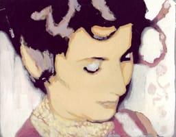 Ichy I . Gouache on cardboard, 25 x 20 cm, 2013