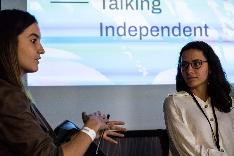 Talking Independent. , 0 x 0 cm, 2019