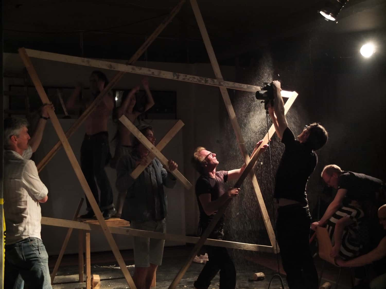 Tupada Action and Media Art. , 0 x 0 cm, 2013