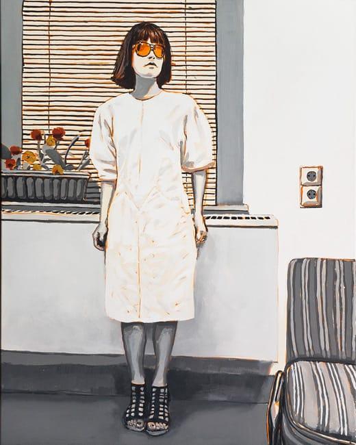 Merry Kings. Acrylic on canvas, 80 x 100 cm, 2013