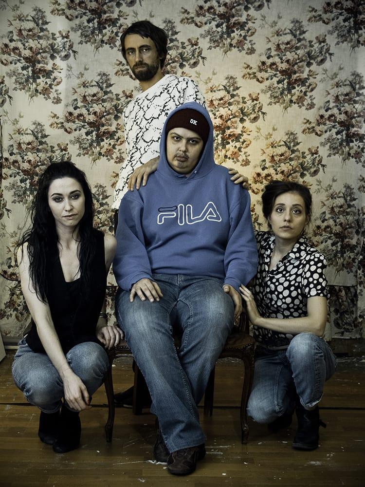 The Strange Family. , 0 x 0 cm, 2012